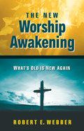 New Worship Awakening Paperback