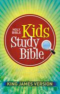 KJV Kids' Study Bible Hardback