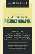 Old Testament Pseudepigrapha (Vol 2) Paperback