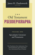Old Testament Pseudepigrapha (Vol 1) Paperback
