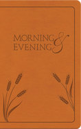 Morning & Evening: NIV Edition (Honey) Imitation Leather