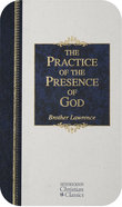The Practice of the Presence of God (Hendrickson Christian Classics Series) eBook