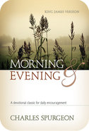 Morning and Evening (Kjv Edition) eBook
