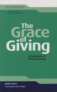 The Grace of Giving (The Didasko Files Series) Paperback