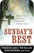 Sunday's Best: Sermons From Today's Preachers eBook