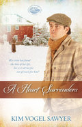 A Heart Surrenders (#02 in Mountain Lake Minnesota Series) Paperback