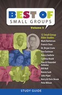 Best of Small Groups #02: (Study Guide) Paperback