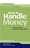 How to Handle Money Paperback