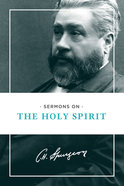 Sermons on the Holy Spirit Paperback