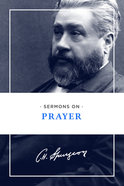 Sermons on Prayer Paperback