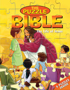 The Life of Jesus (Puzzle Bible Series)