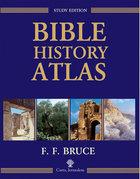 Bible History Atlas Paperback