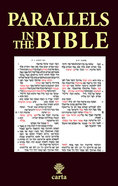 Parallels in the Bible (Hebrew) Hardback