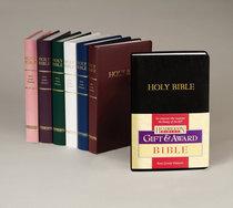 KJV Gift and Award Bible White (Red Letter Edition)