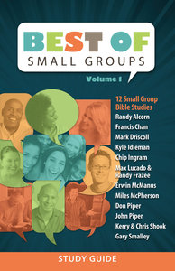 Best of Small Groups: Volume 1 (Study Guide)
