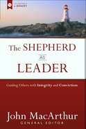 The Shepherd as Leader Hardback
