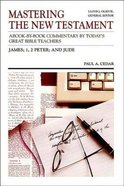 Mastering NT James 1 & 2 Peter Jude Paperback