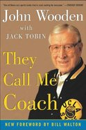 They Call Me Coach Paperback