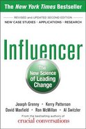 Influencer (Second Edition) Paperback