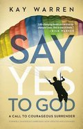 Say Yes to God Paperback