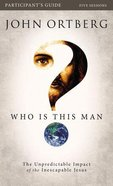 Who is This Man? Study Guide With DVD Paperback