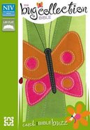 NIV Compact Thinline Bug Collection Bible Butterfly (Red Letter Edition)