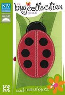 NIV Compact Thinline Bug Collection Bible Ladybug (Red Letter Edition)