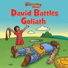 David Battles Goliath (Beginner's Bible Series) Paperback