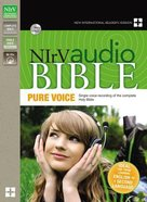 NIRV Audio Bible Pure Voice (Unabridged 78 Hrs) CD