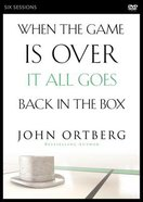 When the Game is Over, It All Goes Back in the Box (Dvd Study) DVD