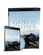 God is Closer Than You Think (Participant's Guide With Dvd)
