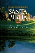 Biblia Nueva Version Internacional Nvi (Red Letter Edition) (Spanish Nvi Bible)