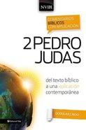 Comentario Bblico Con Aplicacin Nvi 2 Pedro Y Judas Hardback