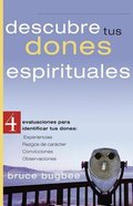 Descubre Tus Dones Espirituales (Discover Your Spiritual Gifts) Paperback