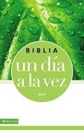 Biblia Nvi Un Da a La Vez Green (Once-a-day Bible) Paperback
