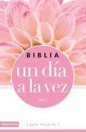 Nvi Biblia Un Da a La Vez Lavender (Once-a-day Bible) Imitation Leather