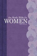 NKJV Study Bible For Women Personal Size Indexed Hardback