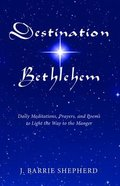 Destination Bethlehem Paperback