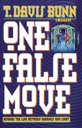 One False Move Paperback