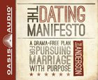 The Dating Manifesto (Unabridged, 5 Cds) CD
