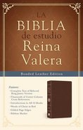 Biblia De Estudio Reina Valera, La