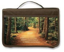 Bible Cover Inspiration Serenity Prayer Large