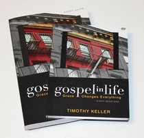 Gospel in Life Pack (Dvd And Participants Guide)