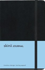 Skinii Journal Black