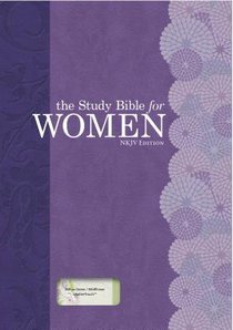 NKJV Study Bible For Women Personal Size Willow Green/Wildflower
