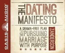 The Dating Manifesto (Unabridged, 5 Cds)