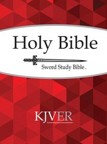 Kjver Sword Personal Size Large Print Study Bible