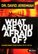What Are You Afraid Of? (2 Dvds) (Dvd Only Set) DVD