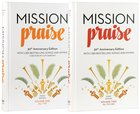 Complete Mission Praise 30Th Anniversary Music Edition (Words Only) (2 Vol Set) Hardback