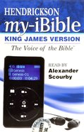 KJV My Ibible (Read By Alexander Scourby)